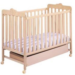 Детская кроватка Micuna Love Натуральный (LOVE NATURAL)